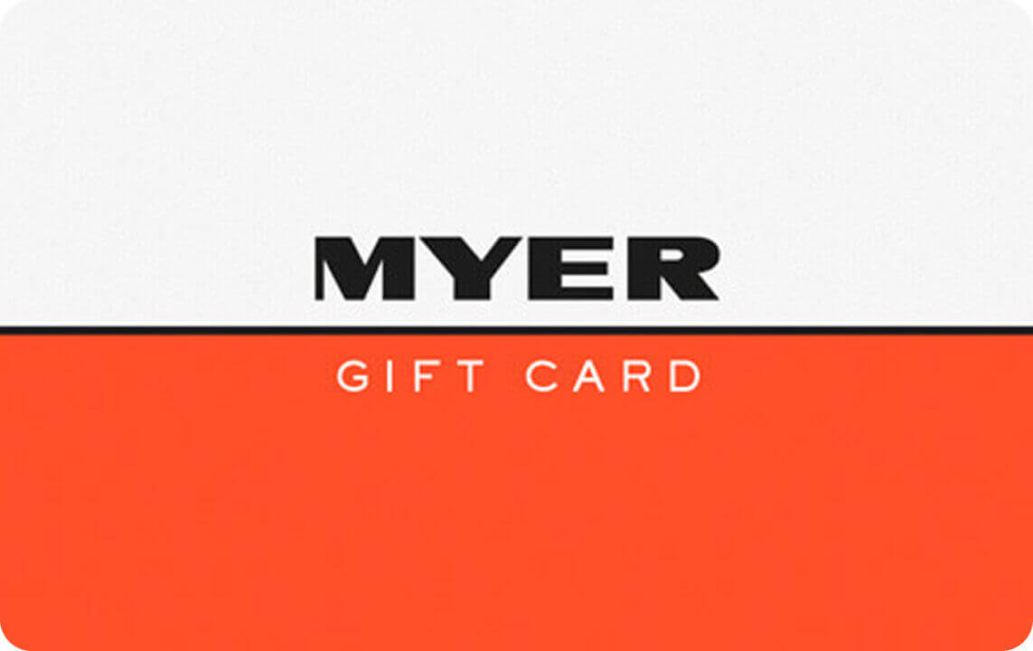 Myer eGift Card